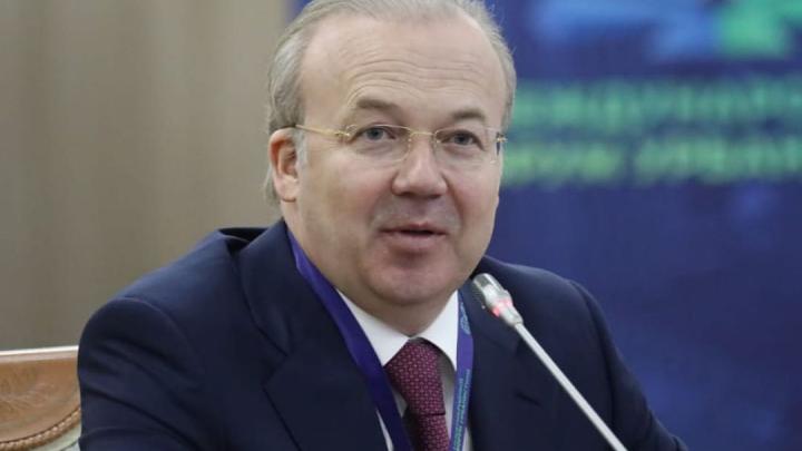 Первый вице-премьер Башкирии Андрей Назаров опубликовал пост с пунктуационными ошибками