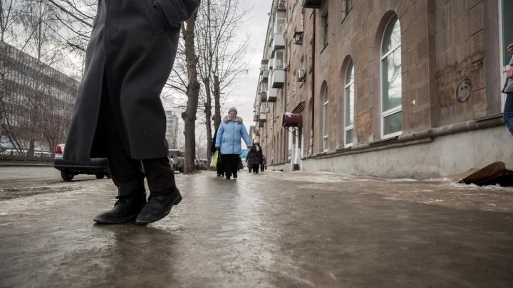 Местами до -22 градусов: в Новосибирскую область возвращаются зимние морозы