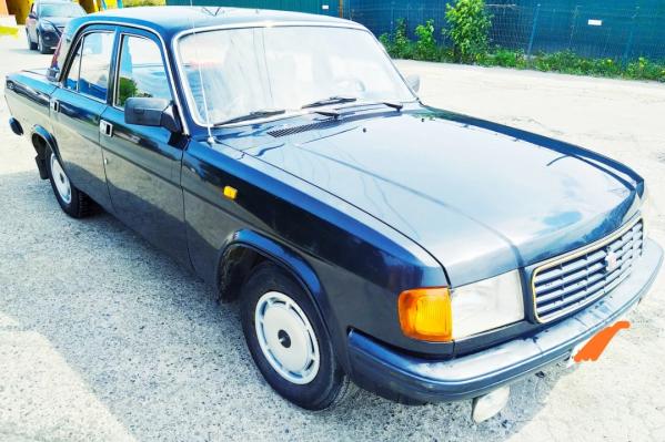 ГАЗ-31029, 1995 год