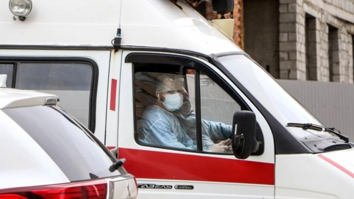 В Ярославской области выросло количество заболевших коронавирусом