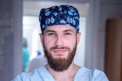 «Для стресса не было времени»: медик рассказал, как провел 2,5 месяца в «красной» зоне ковидного госпиталя