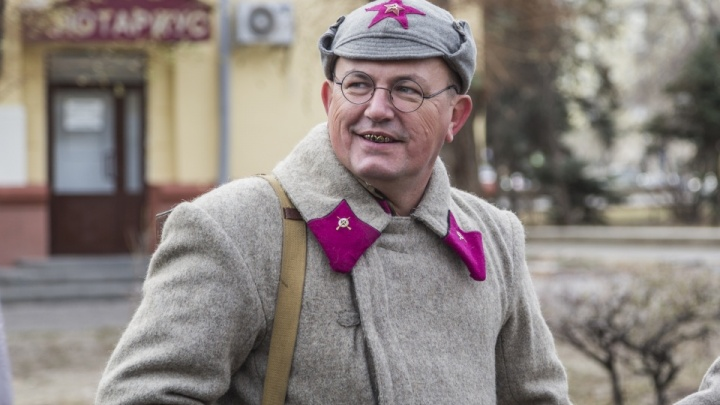 «Будем защищаться по всем фронтам»: в Волгограде ищут 400 человек для съемок в фильме Алексея Германа