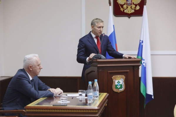 Юрий Бездудный был избран без учёта общественного мнения, хватило голосов депутатов региона