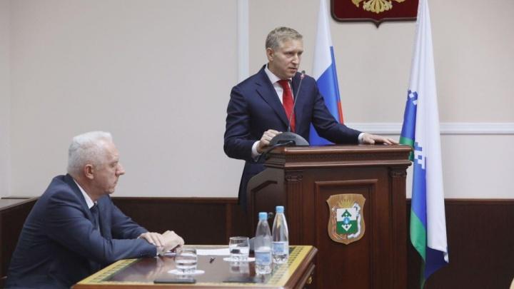 Губернатором Ненецкого автономного округа стал Юрий Бездудный
