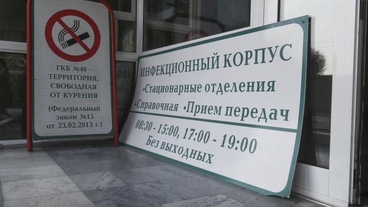 Растем: в Свердловской области 139 новых случаев коронавируса