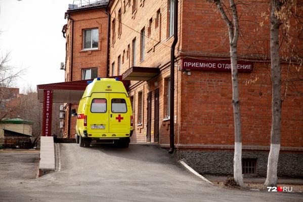 Первым моногоспиталем для больных коронавирусом стала областная инфекционная больница