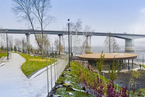 Работы проводятся в рамках нацпроекта «Жилье и городская среда»