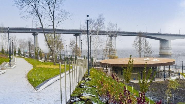 Самый большой амфитеатр, лаундж-зона и тренажеры: как будет выглядеть обновленный участок пермской набережной