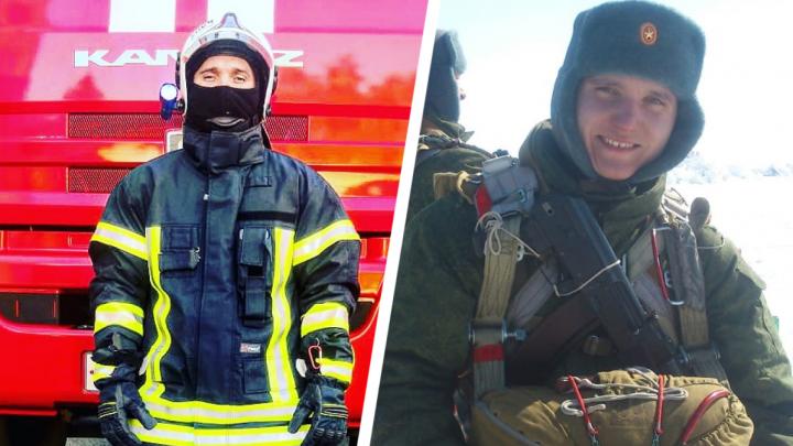 Из элитного спецназа — в пожарные: бывший десантник рассказал о жизни на гражданке