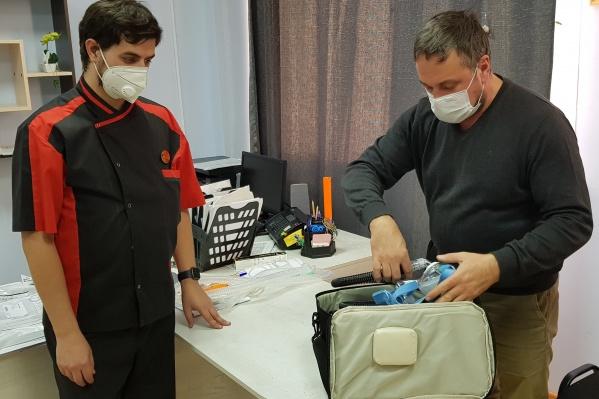 Новый аппарат будет помогать врачам спасать жизни пациентов с тяжелыми пневмониями