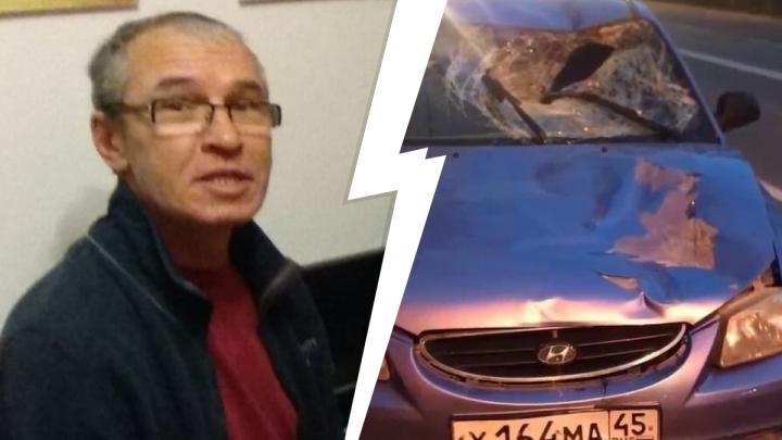 Житель Вторчермета попал в больницу после прогулки с собачкой: мужчину сбила легковушка