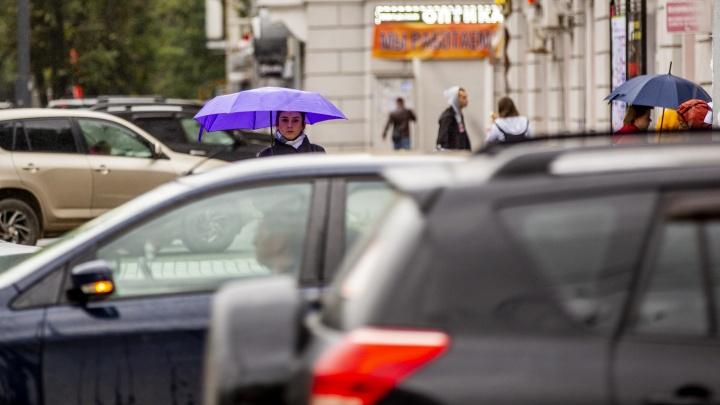 После похолодания на Ярославль обрушатся ливни, грозы и сильный ветер