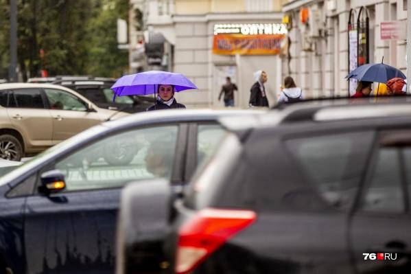 Климатическое лето в Ярославле закончилось — на улице стало заметно прохладнее