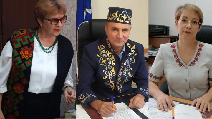 Стиль и колорит: UFA1.RU составил топ-3 чиновников Башкирии в лаконичных национальных костюмах