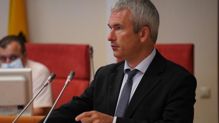 Не в чем упрекнуть: директором областного департамента строительства назначили ярославца