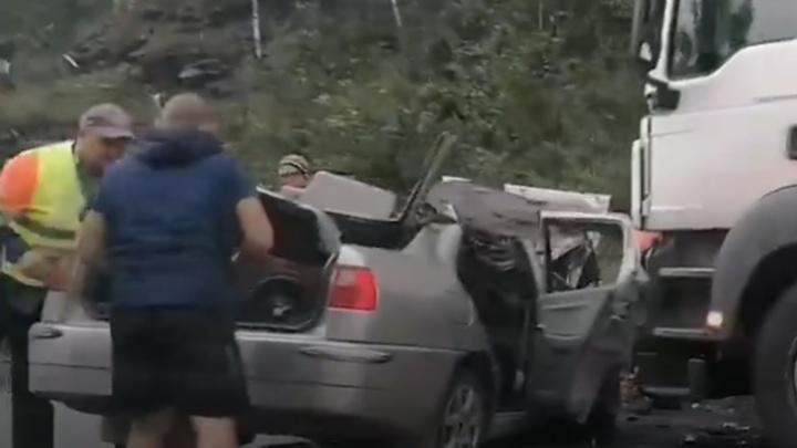 Минздрав рассказал о состоянии пострадавших в ДТП на трассе М-5 в Челябинской области