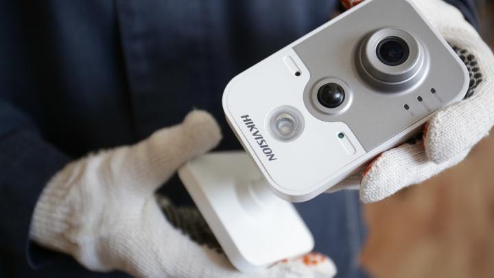 В красноярских школах установили видеонаблюдение для сдачи ЕГЭ
