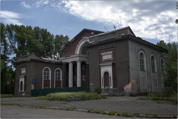 Дом культуры был построен в 1957 году