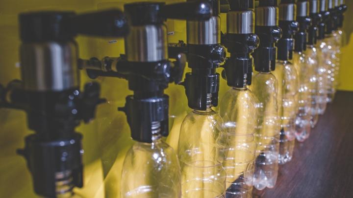 За год в Перми вдвое уменьшилось количество магазинов разливного пива
