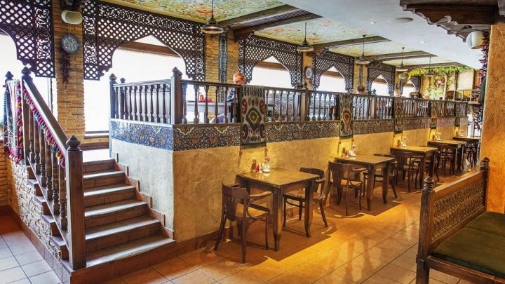 В Екатеринбурге временно закрылся ресторан узбекской кухни «Нигора» на Луначарского