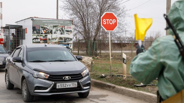 Границы не закрыты: можно ли вернуться в изолированный от коронавируса Волгоград