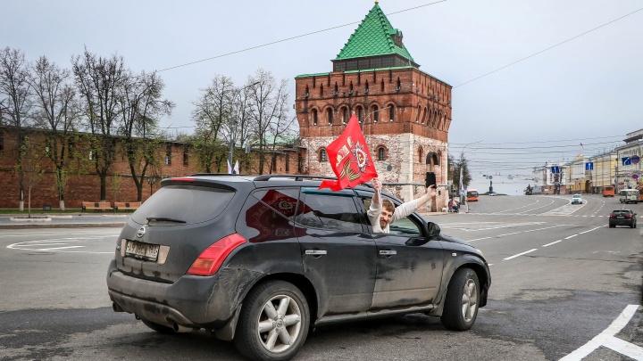Центр Нижнего Новгорода перекроют для транспорта 17, 18 и 20 июня — готовимся к параду Победы