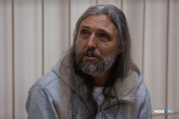 Лидер красноярской религиозной организации «Церковь последнего завета» Сергей Тороп известен как Виссарион
