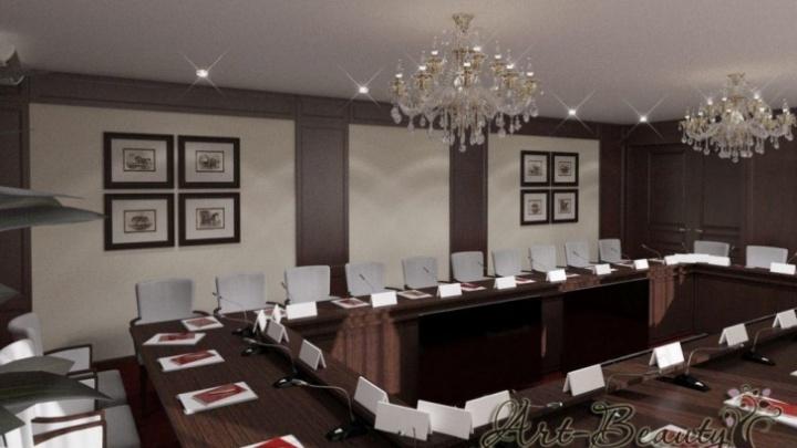 Стало известно, кто отремонтирует в правительстве конференц-зал за 15,8 миллиона рублей