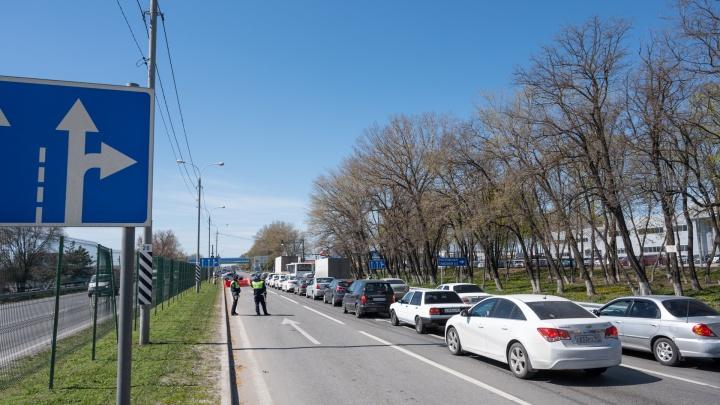 Власти организуют поквартирные обходы тех, кто приехал в Ростовскую область из других регионов РФ