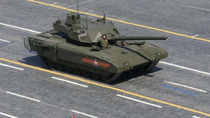 Омский танковый институт начал подготовку экипажей танка «Армата»