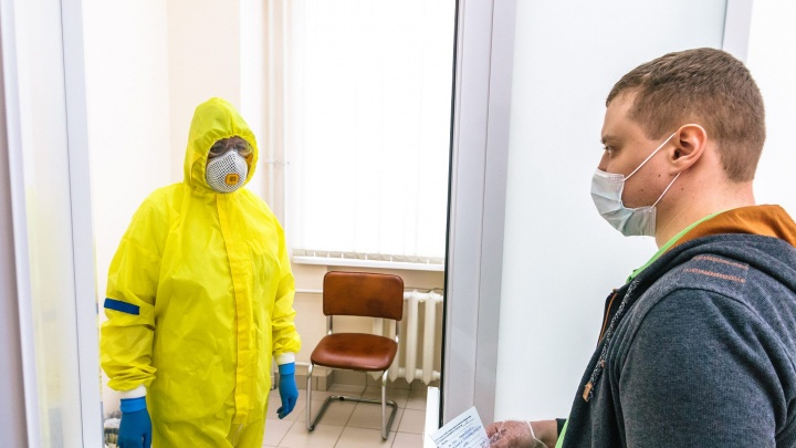 В Тюменской области — 17 заболевших коронавирусной инфекцией за сутки. Всего — почти четыре сотни