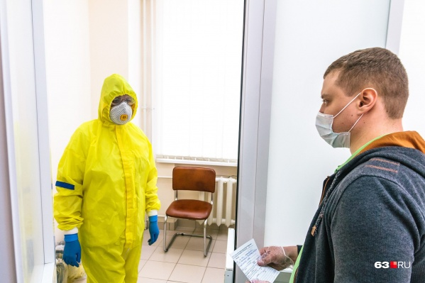 В регионе провели более 40 тысяч тестов на коронавирус