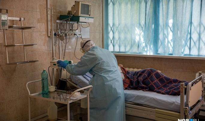 В тюменских моногоспиталях сокращают количество коек для больных коронавирусом
