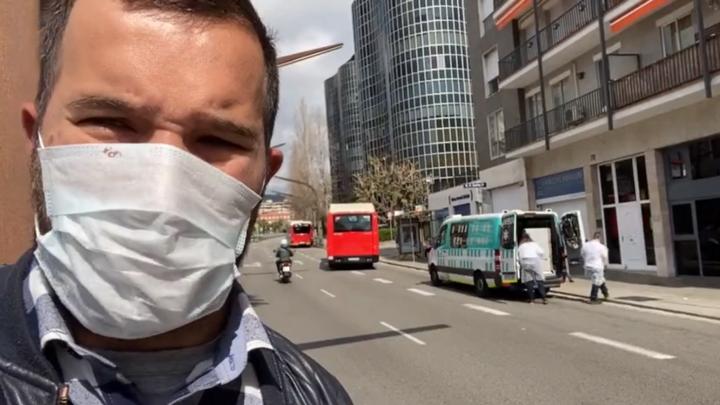 «Ты не выбираешь продукты, а берешь, что есть»: подробный репортаж из Испании — эпицентра пандемии