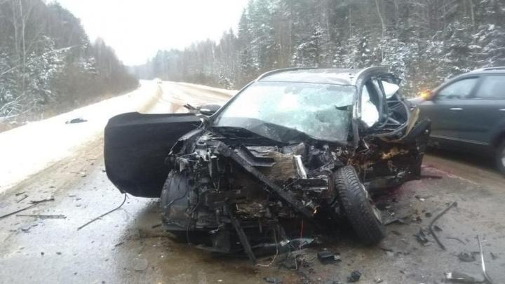 Смертельное ДТП со спикером Ярославской областной думы: умерла 37-летняя женщина из второй машины