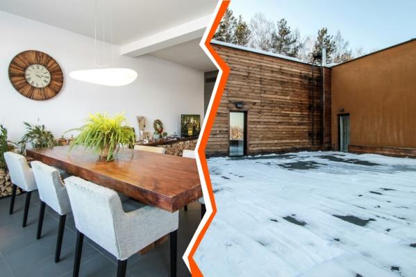 За удовольствие жить в таком доме придется заплатить 13,5 миллиона рублей
