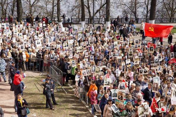 Массовое шествие пришлось отменить из-за распространения коронавируса