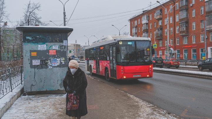 Мэрия Перми планирует изменить правила бесплатной пересадки в общественном транспорте