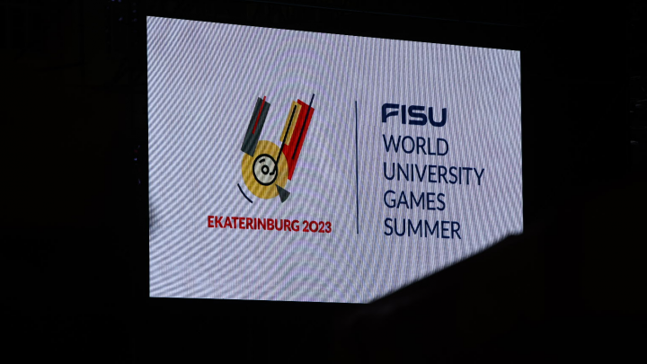 Логотип Универсиады, который уже сравнили с пиццей и хот-догом, обошелся в 2,2 млн рублей