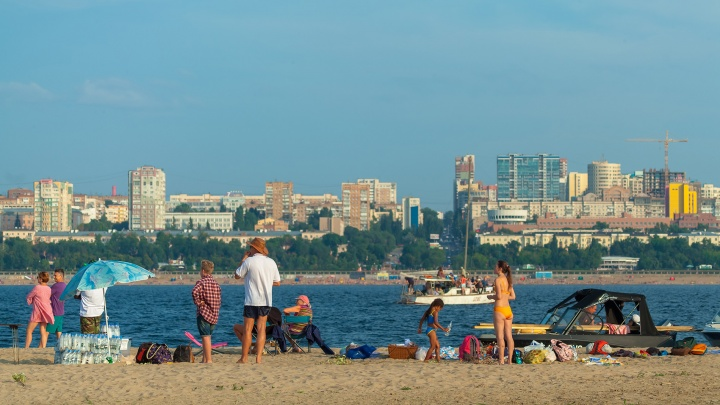 В Самаре увеличат количество рейсов до Рождествено с 7 июля