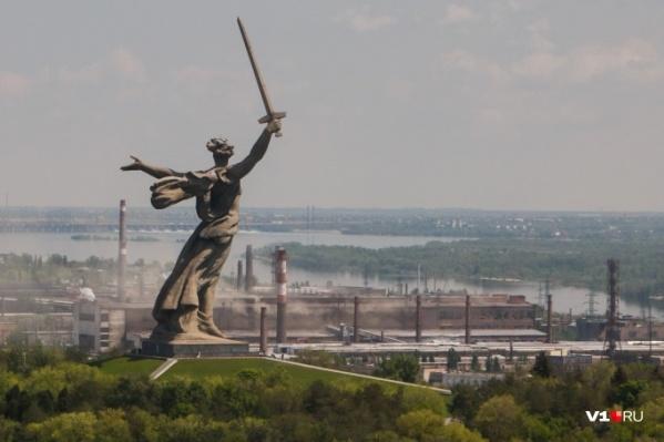 Вредные выбросы были выявлены в Кировском районе Волгограда