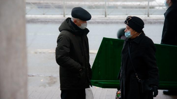 С апреля в Архангельской области пенсионерам отменяют коронавирусные больничные