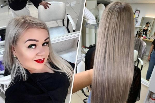 Юлия делает женщин красотками с 2007 года