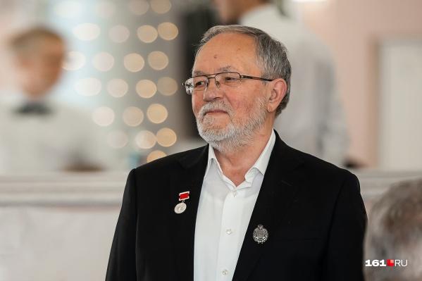 Трухачев двадцать лет преподавал в ЮФУ