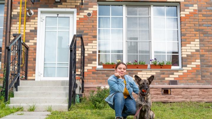 Квартиру — на трехэтажный коттедж в посёлке: четыре семьи рассказали, как круто изменили свою жизнь