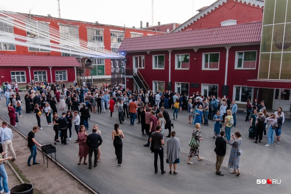 В одном из цехов завода появится театр, в котором сможет разместиться 600 зрителей