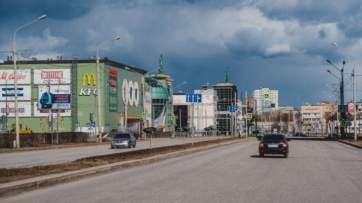 В Пермском крае на неделе ожидаются грозы и сильный ветер