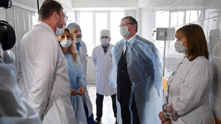 Омскую БСМП-2 перепрофилируют для борьбы с коронавирусом