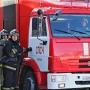 В Зауралье во время пожара погиб пожилой мужчина