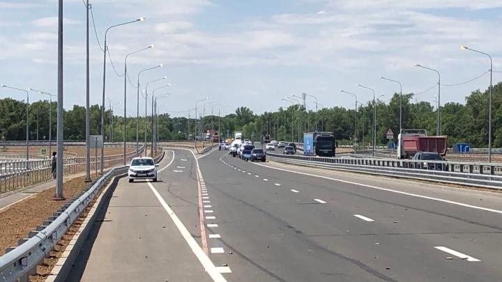 Мы ждали этого 10 лет: Игорь Левитин и Евгений Дитрих открыли вторую очередь моста через Волгу